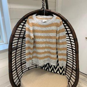 Lou & Grey Stripped Sweater